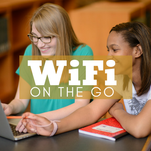 Need WiFi? Check out WiFi on the Go!