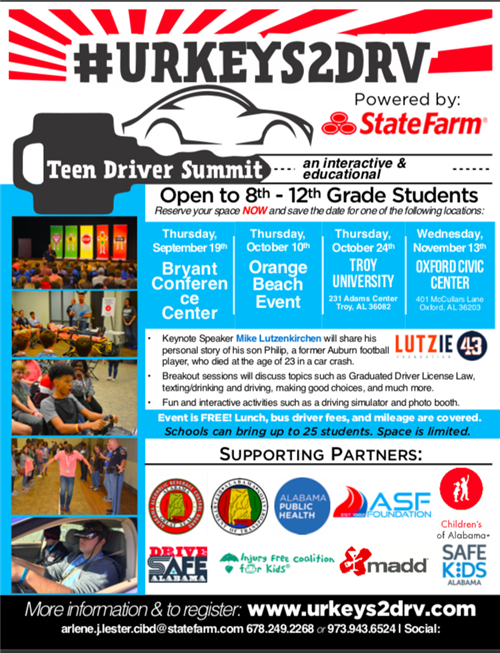 Teen Driver Summit