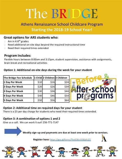 Athens Renaissance School / Homepage