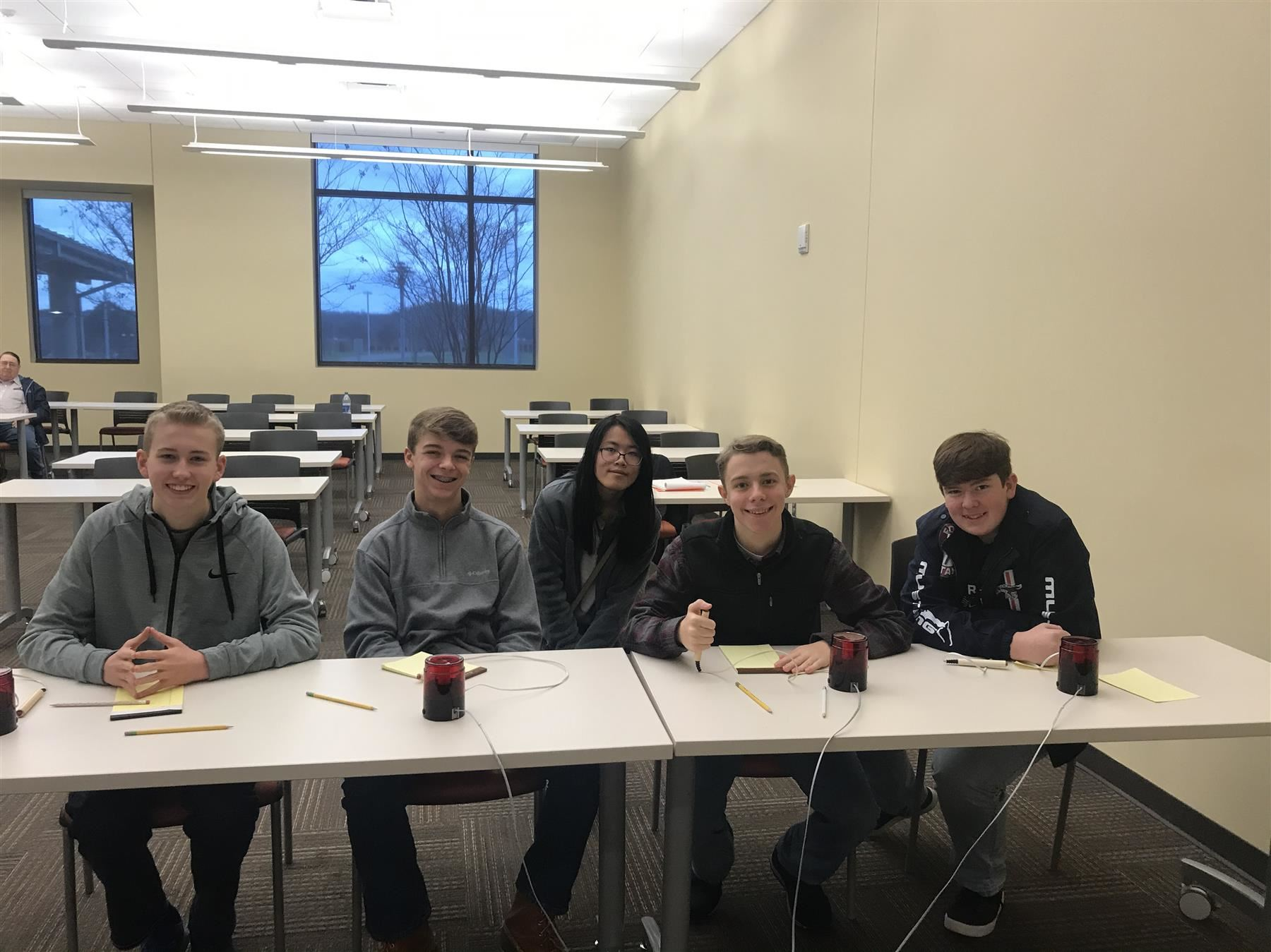 Scholars' Bowl at Athens State