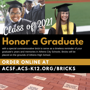 Buy a Brick Class of 2021
