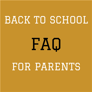 FAQ PARENTS
